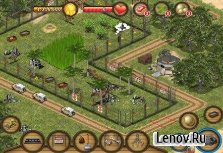 Jurassic Island: Dinosaur Zoo v 1.1.2