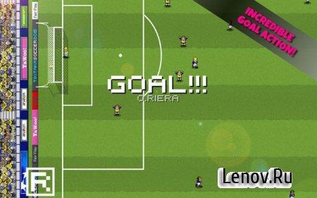 Tiki Taka Soccer (обновлено v 1.0.02.004) (Mod Money/Exp)