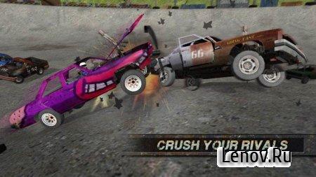 Demolition Derby: Crash Racing (обновлено v 1.3.1) Мод (много денег)