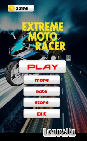 Extreme Moto Racer 3D v 1.0