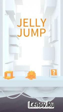 Jelly Jump v 1.4 Мод (Many droplets)