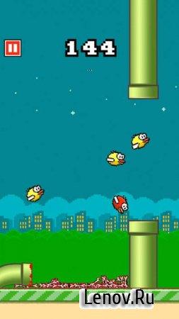 Flappy Crush - Птичку не жалко v 2.61.4 Мод (много денег)
