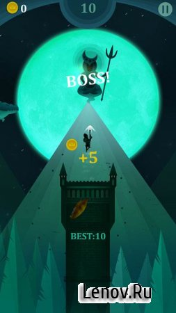 Dragon Jump v 1.0 Мод (много денег)