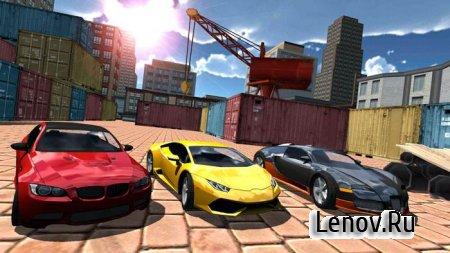 Multiplayer Driving Simulator v 1.10 Мод (много денег)