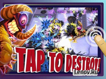Rise & Destroy (обновлено v 1.1) Мод (Unlimited Money + Unlocked)
