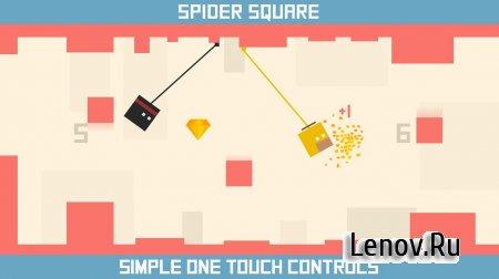 Spider Square v 1.2 Мод (Unlocked/Ad-Free)