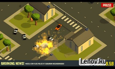 Pako - Car Chase Simulator v 1.0.8 (Mod Money)