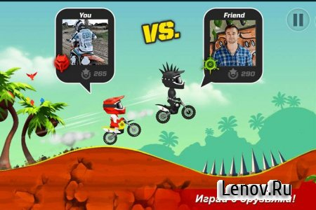 Bike Up! v 1.0.92 (Mod Money)