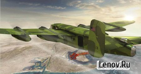 Red Bull Wingsuit Aces v 0.0.8 Мод (много денег)