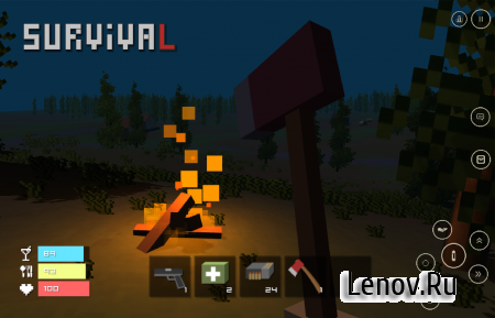 My Unturned Day v 1.0 (Full) (Mod Ammo)