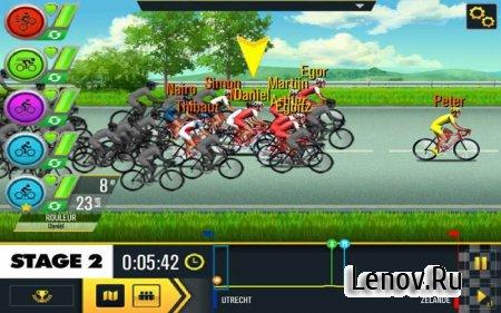 Tour de France 2015 - The Game (обновлено v 1.3.3) Мод (много денег)