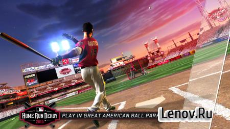 MLB.com Home Run Derby 20 v 8.2.2 (Mod Money)