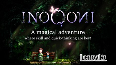 INOQONI - a magic puzzle game v 1.2 Мод (Unlocked/Ad-Free)