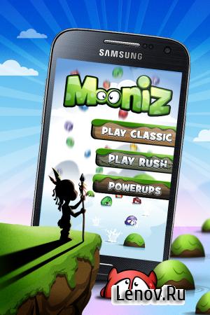 Mooniz Pro v 1.0 (Full) Мод (Unlimited Money)