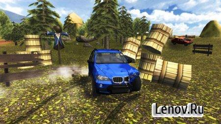 Extreme SUV Driving Simulator v 5.5 Мод (много денег)