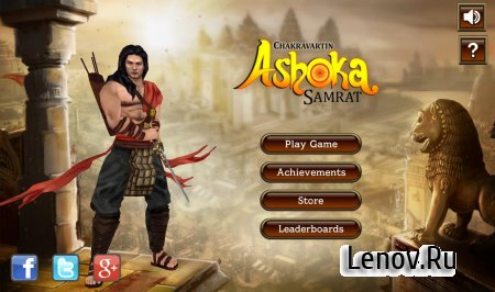 Ashoka: The Game v 2.0 Мод (Unlimited Money)