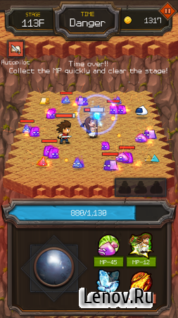 Dungeon999F v 1.55 (Mod Money)