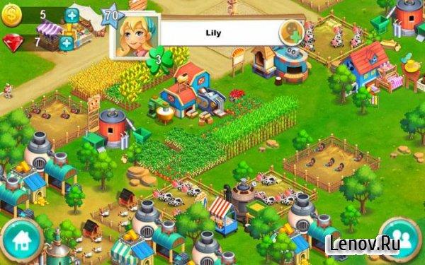 village life игра много денег