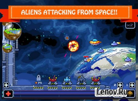 All Aliens Must Die v 1.0.3 Mod (Unlocked)