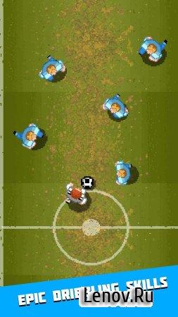 Goal Hero: Soccer SuperStar v 1.0.21 Мод (Unlocked/Ad-Free)