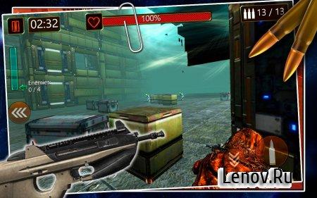 Battlefield Combat: Genesis (обновлено v 5.1.6) Мод (Unlimited Money)
