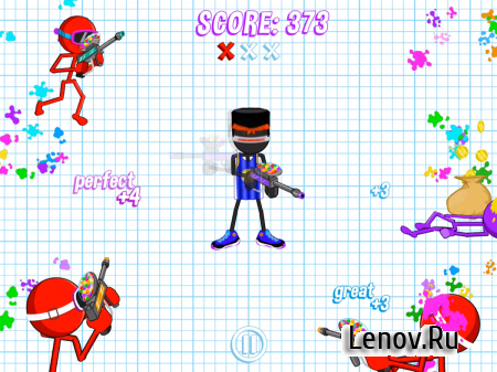 Gun Fu: Stickman 2 v 1.33.5 (Mod Money)