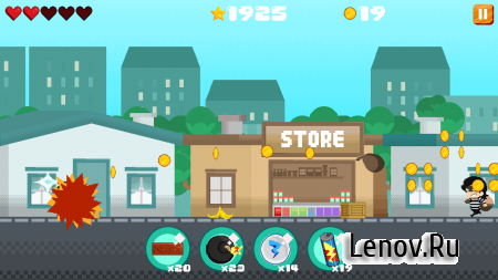 Catch the Thieves v 1.0.0 Мод (Unlimited Money)