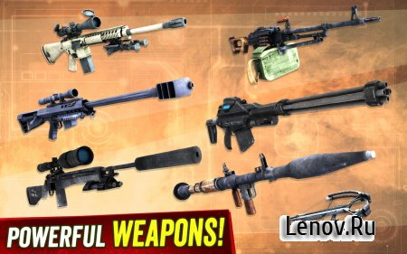 Zombie Hunter Sniper: Apocalypse Shooting v 3.0.27 (Mod Money)