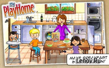 My PlayHome v 3.9.0.29 Мод (полная версия)
