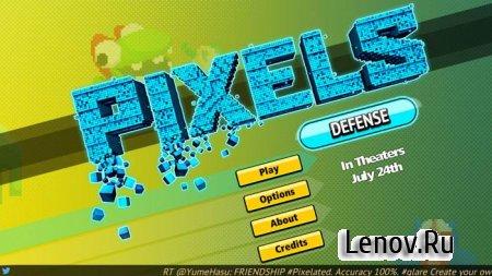 PIXELS Defense v 2.0.6 Мод (бесплатные покупки)