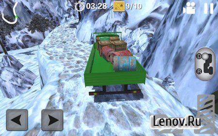 Jurassic Hill Climber Truck v1.3 Мод (Unlimited Money/Ad-Free)
