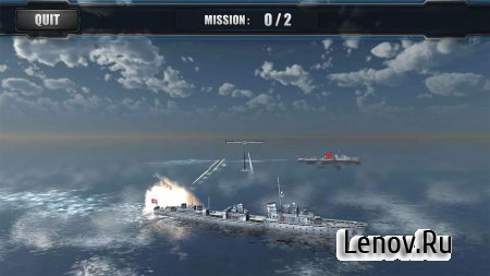 Sea Warfare Hero v 1.0 (Mod Money)
