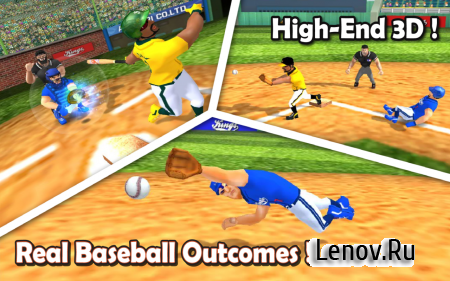 Baseball Kings 2015! v 1.5 (Mod Money)