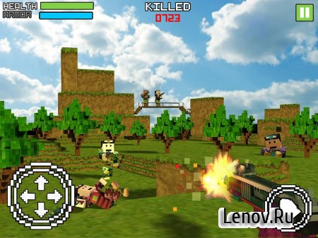 Pixel Shoot War v 1.2 (Mod Money)