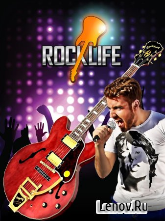 Rock Life - Hero Guitar Legend v 2.2 (Mod Money)