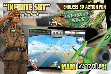 Infinite Sky v 1.1.2 (Mod Money)