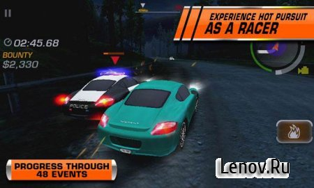 Need for Speed Hot Pursuit v 2.0.24 Mod (Unlocked)