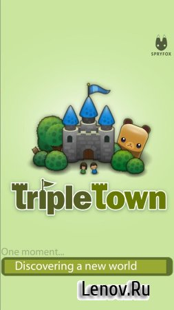 Triple Town (обновлено v 1.90.6) Мод (Unlimited Money/Turns)