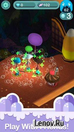 Candy Cave v 1.0 Мод (много денег)