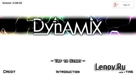 Dynamix v 3.13.07 Мод (Unlimited Gold/Unlocked)