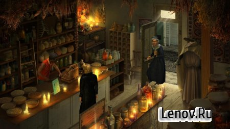Gabriel Knight Sins of Fathers v 1.50 Мод (Full/Unlocked)