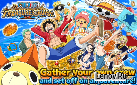 One Piece Treasure Cruise v 9.3.2 (God Mode/Infinite Cards Space)