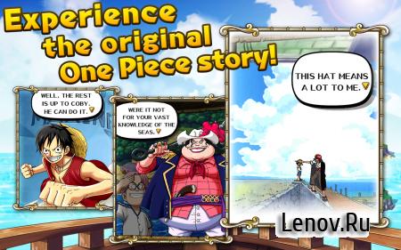 One Piece Treasure Cruise v 11.0.0 Mod (God Mode/Infinite Cards Space)