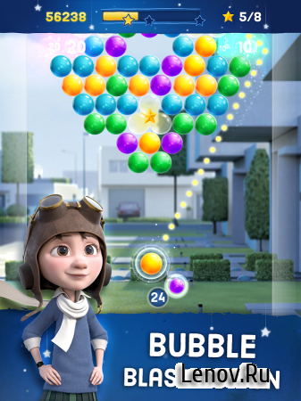 The Little Prince - Bubble Pop (обновлено v 2.0.12) (Mod Coins/Lives)