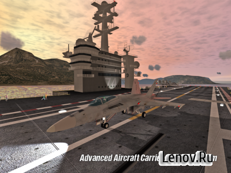 Carrier Landings Pro v 4.3.1 Мод (много денег)