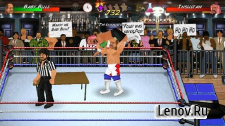 Booking Revolution (Wrestling) v 1.932 Mod (Unlocked)