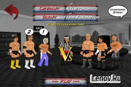 Booking Revolution (Wrestling) v 1.932 Mod (Unlocked)