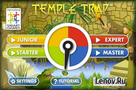 Temple Trap by SmartGames v 1.2 Full