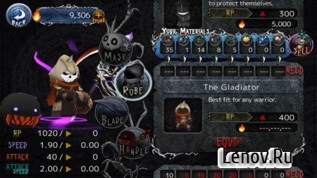 Dark Reaper Shoots v 1.0.3 Мод (много денег)