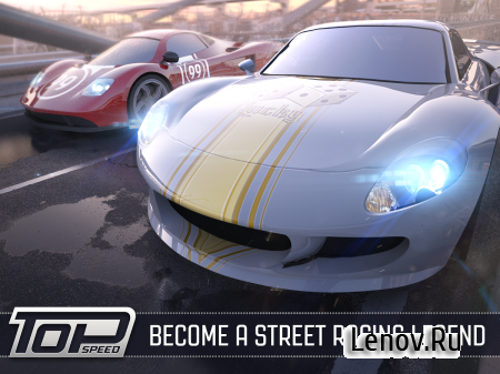 Top Speed: Drag & Fast Racing v 1.30.3 (Mod Money)